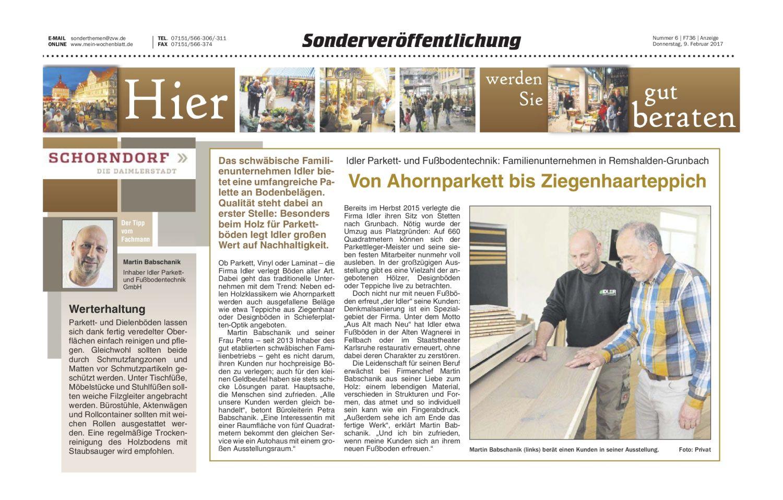 20170209-Wochenblatt-Schorndorf